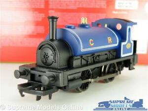 HORNBY R2672 CALEDONIAN RAILWAYS 0-4-0 272 MODEL STEAM TRAIN LOCOMOTIVE 1:76 K8