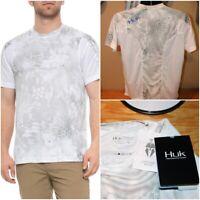 NWT $45 Mens HUK Trophy Kryptek Yeti Fishing Short Sleeve Tee T-Shirt Sz Small S