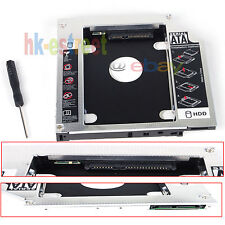 New 2nd Hard Drive HDD SSD Caddy for Fujitsu LifeBook T730 TH700 T900 T5010