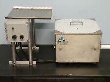 Schenck AccuRate Volumetric Feeder 304M-0001 Bulk solids Metering Fully tested