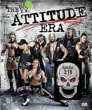 WWE: The Attitude Era by Prima Games, Jon Robinson (Hardback, 2015)