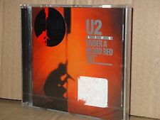 U2 Live Under a Blood Red Sky CD Remastered  NUOVO  SIGILLATO!!!