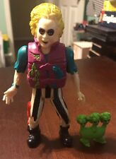 Beetlejuice Action Figure- Shipwreck with Horrible Hydra 1989 COMPLETE