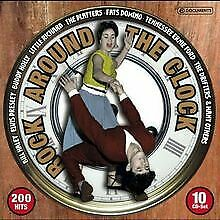 Rock Around the Clock-Wallet B von Various | CD | Zustand gut
