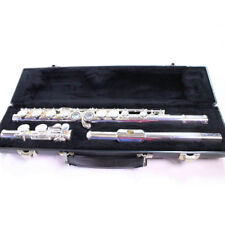 Armstrong Model 104 Student Flute with Offset G, Closed Hole MINT CONDITION