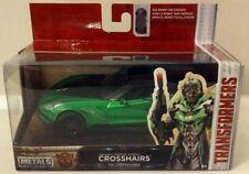 Metals Die Cast Transformers The Last Knight Crosshairs New MISB