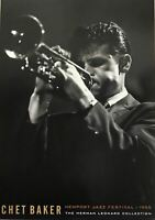Let/'s Get Lost Movie POSTER 11 X 17 In Deluxe Wood Frame D Chet Baker