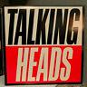 "TALKING HEADS - True Stories Movie Soundtrack - 12"" Vinyl Record LP - EX"