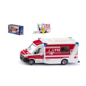 AMBULANZA MERCEDES 1:50 Siku Ambulanze Die Cast Modellino
