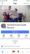 Catfish Guide Trip Tennesee River Outfitters
