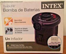 Intex Quick-Fill Battery Air Pump- In Box
