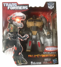 Transformers Generations Fall of Cybertron Voyager Class Grimlock NEW MISB