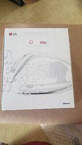 LG Tone Pro HBS-770 Wireless Stereo Headset - White
