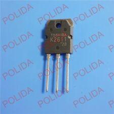 10PCS Transistor TOSHIBA TO-3P 2SK2611 K2611