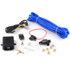 Car Vacuum Actuator Exhaust Electric Valve Wireless Remote Control Kit