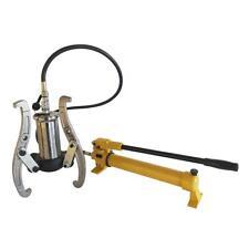450584 Split Type Manual Hydraulic Press Pulley Gear Wheel Puller 30Ton W/Pump