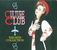 Culture Club/Boy George - The Hits Collection Slip Case 2X Cd Eccellente