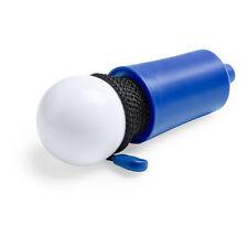 Lampes bleu en plastique pour le bureau
