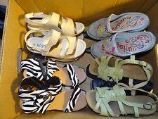 Damen-Sommer Schuh Paket für Wiederverkäufer -15 Paar im SET-Größe 36 DSU-36-005
