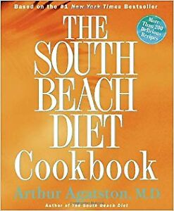 The South Beach Diet Cookbook by Agatston