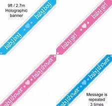 Artículos de fiesta color principal rosa baby shower