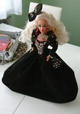 Happy Holidays Barbie 1992
