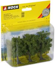 NOCH 25110 - H0/TT - les arbres fruitiers, vert ,3 pièces,8 cm de hauteur -