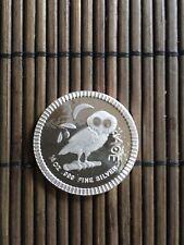 Silbermünze Niue One Dollar 2019 1/4 Unze 999 Silver