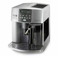 DeLonghi ESAM 3600 Espresso Coffee Machine Elegance Milk Container Silver New