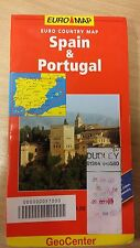 Spain And Portugal: GeoCenter Map (M18)