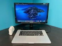 Apple Mac Desktop Computer | Quad Core i7 | 8GB | 512GB SSD | Thunderbolt 2