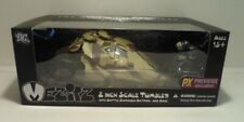 The Dark Knight Rises - 2 inch scale Tumbler w Batman + Bane - from Mez-Itz- NEW