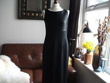 Gorgeous PLANET black fitted wiggle pencil elegant empire line cocktail dress 8