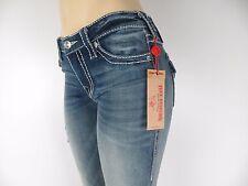 NWT True Religion, Super Skinny Flaps Big T, Fall Begin, Size 28, $264