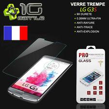 Film Protection/Protege Ecran Vitre/Verre Trempé/Blindé LG G3 S Beat D722