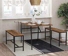 Esstisch, Schreibtisch, für 4 Personen Küchentisch, Sitzbänke, Esszimmertisch