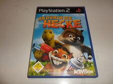 PlayStation 2  PS 2   Ab durch die Hecke