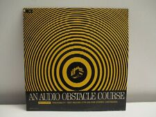 Shure Trackability Test Record Lp - An Audio Obstacle Course Ttr 101 w/ Insert
