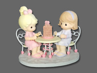 Hamilton Precious Moments Chocolate Collection Friendship Takes The Cake Figure