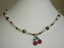 Holiday Natural Costume Necklaces & Pendants