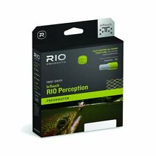 RIO INTOUCH Perception FLOATING FLY FISHING LINE. Priced to Clear  £60