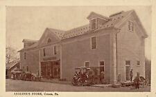 Seguine's Store & Old Cars in Cresco PA OLD