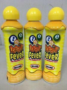 Dabbin Fever Bingo Dauber Set of 3 Marker Daubers 3 Ounce Choose Your Colors New
