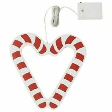 New IKEA STRALA LED pendant lamp, battery-Operated, candy cane