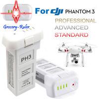 For DJI Phantom 3/4K Professional Intelligent Flight LiPo Battery 4500mAh 15.2V