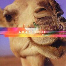 Arabesque by Various Artists (CD, 1999, Gut (UK)) Arabic Trip Hop/Techno Groove