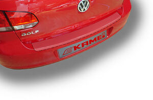 Kamei Ladekantenschutz-Folie transparent VW Golf 6 Cabrio