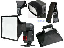 Godox Portable Flash Video Light Diffuser Softbox Kit 15cm x 20cm for Speedlite