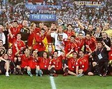 Euro España Ganadores 2008 10x8 Foto