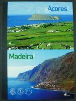 Azoren & Madeira 2006 Prestige-Markenhefte incl. CEPT Sonderdruck Postfrisch MNH